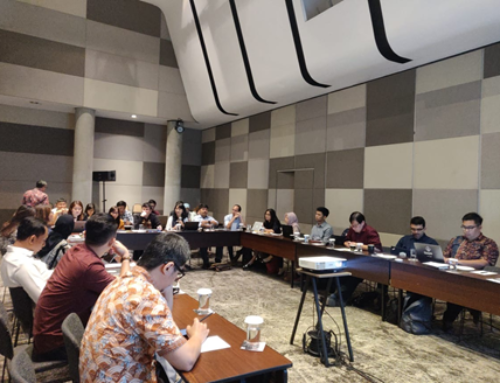 "ISD and Indonesian E-commerce Association (idEA) held a discussion on PP 80/2019 ""Electronically-Facilitated Commerce"""